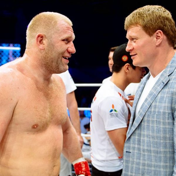The Bellator champion from Russia estimated a victory over the fighter who knocked out Emelianenko